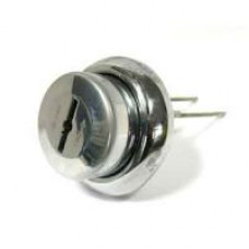 02716.51.18 /хром/ Защитный сувальдный цилиндр CISA