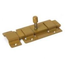 Задвижка дверная ЗД-02 (золото)