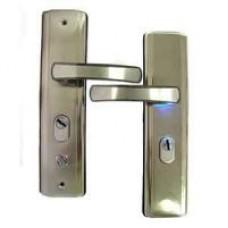210L Ручки для стальн. дверей с подсветкой прав.
