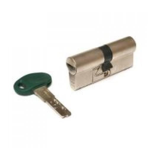 Механизм постоянного ключа. Матовый никель. Цилиндровый.