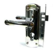 221 CR 3B SHO-55/60 Комплект врезного замка б/ц хром