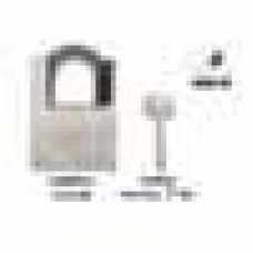 Замок навесной ЗН-202 60мм/4кл/ матхром Нора