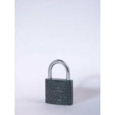 АЛЛЮР Замок навесной HG - 330 /серый/ Blister