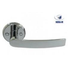 Нора-М Ручка для финских двер. 116 (мат.хром) /006 SC