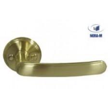 Нора-М Ручка для финских двер. 117 (мат.зол.) /007 SB